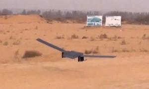 Drone năng lượng mặt trời của Trung Quốc thử nghiệm bay 10 tiếng