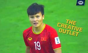 Fox Sport Asia bình chọn 3 cầu thủ Việt Nam nổi bật sau trận thắng Jordan