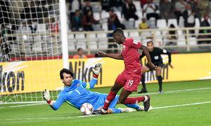 Qatar 1-0 Iraq