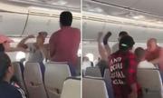 Hành khách say rượu hành hung tiếp viên hãng hàng không Australia