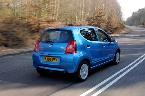 Suzuki Alto mất ngôi vương sau 14 năm liên tiếp đứng đầu bảng xếp hạng doanh số.