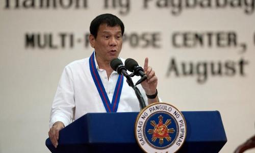 Tổng thống Philippines muốn trẻ em 9 tuổi chịu trách nhiệm hình sự