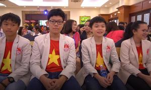 Học sinh Sài Gòn xác lập kỷ lục siêu trí nhớ