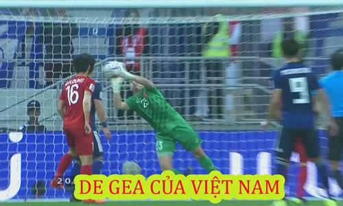 Người hùng của bóng đá Việt Nam.