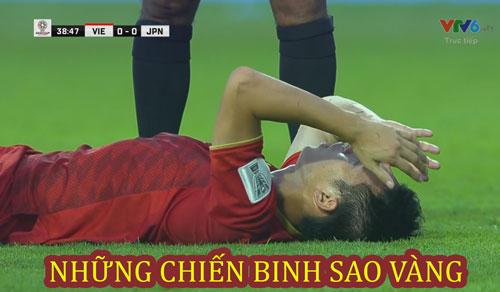 Các cầu thủ đã có một hiệp đấu không biết mệt mỏi.