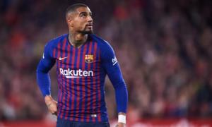 Sevilla 2-0 Barcelona