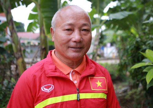 Ông Nguyễn Trọng Hường. Ảnh: Nguyễn Hải.