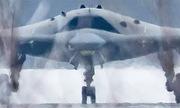 Phi cơ chiến đấu không người lái 'Thợ săn tàng hình' Nga lộ diện