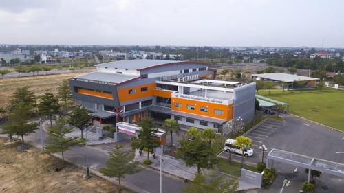 Cơ sở Pegasus Đà Nẵng.