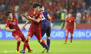 Việt Nam 0-1 Nhật Bản