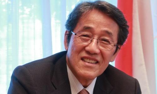 Đại sứ Nhật tại Việt Nam Umeda. Ảnh: ĐSQNB.