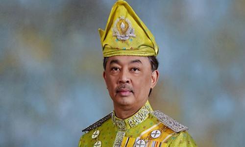 Tiểu vương Ahmad Shah của bang Pahang, 59 tuổi. Ảnh: