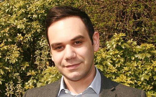 Andrew Symeou, người bị dẫn độ oan sang Hy Lạp năm 2009. Ảnh: Telegraph.