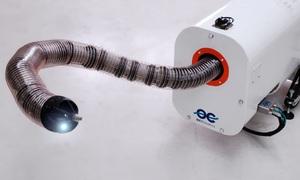 Robot rắn có khả năng luồn lách vào không gian hẹp