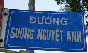 Năm câu đố về những tên đường bị viết sai ở Sài Gòn
