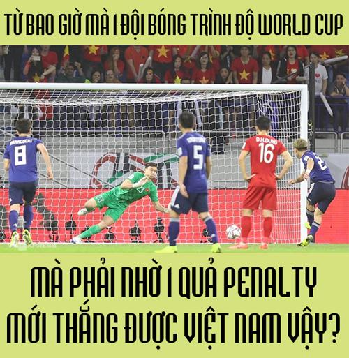 Nhật Bản không còn thắng Việt Nam dễ như trước nữa.
