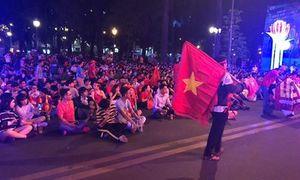 CĐV đánh giá về hiệp 1 trận Việt Nam - Nhật Bản