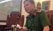 Trưởng công an thành phố Thanh Hóa bị tước quân tịch