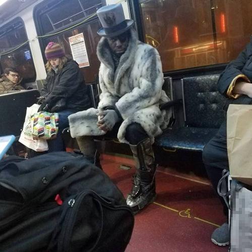 Thời trang cho mùa đông không lạnh.