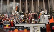 Hàng nghìn người biểu tình phản đối Ngày Australia