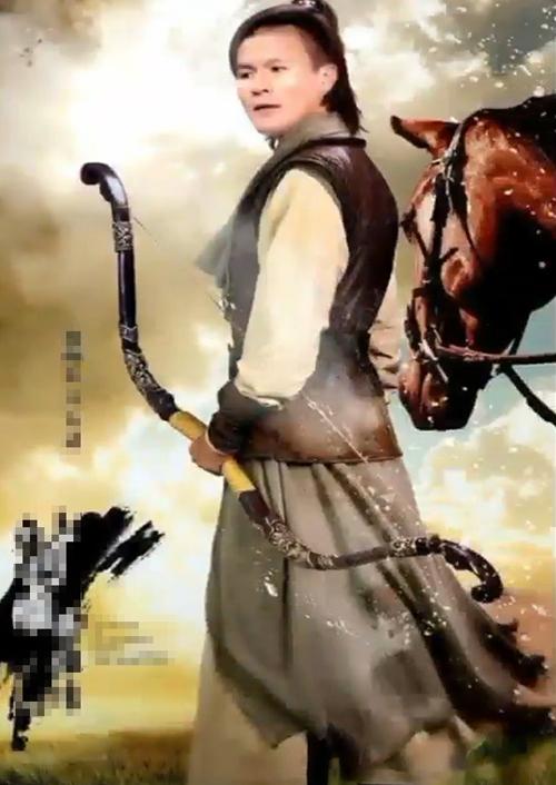Quang Hải với thú vui trên lưng ngựa.