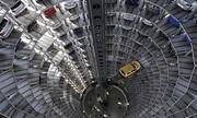 Garage đỗ xe tự động 20 tầng ở Trung Quốc