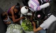 Đói - cuộc khủng hoảng cấp bách nhất với người dân Venezuela