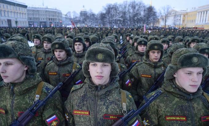 Nga duyệt binh kỷ niệm 75 năm kết thúc cuộc vây hãm Leningrad