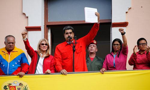 Mịt mờ lối thoát cho khủng hoảng liên tiếp tại Venezuela - 1