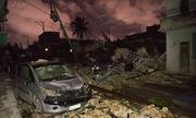Lốc xoáy tấn công thủ đô Cuba, ba người thiệt mạng