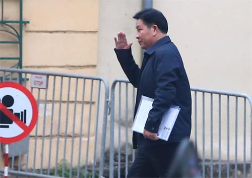 Cựu thứ trưởng Bùi Văn Thành. Ảnh: Phạm Dự