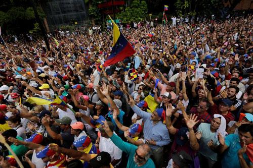 Mịt mờ lối thoát cho khủng hoảng liên tiếp tại Venezuela