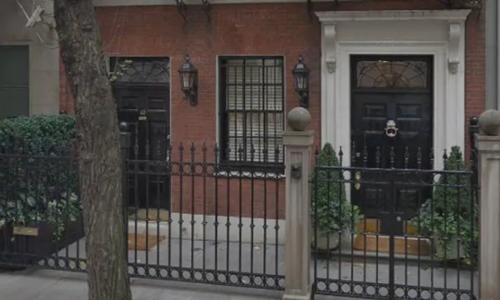 Bên ngoài ngôi nhà của tỷ phú Warren Stephens. Ảnh: Google Maps.