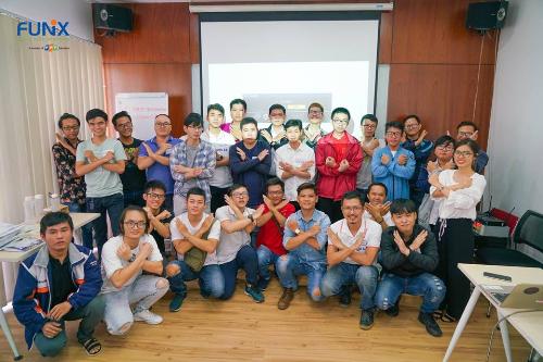 Sinh viên FUNiX nhập học đầu năm 2019.