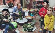 Ảnh chế thầy Park và tuyển Việt Nam về quê đón Tết