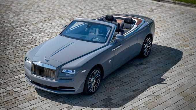 Những chiếc Rolls-Royce cá tính hoá độc nhất 2018