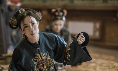 Một cảnh trong phim Diên Hi Công Lược, bộ phim truyền hình Trung Quốc được tìm kiếm nhiều nhất trên Google năm 2018. Ảnh: SCMP.