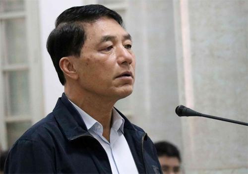 Cựu thứ trưởng Trần Việt Tân. Ảnh: TTXVN