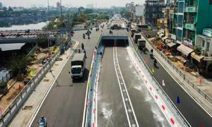 Thông xe hầm chui hơn 100 tỷ ở Sài Gòn