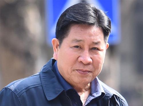 Cựu thứ trưởng Bùi Văn Thành. Ảnh: Giang Huy.
