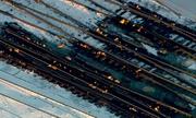 Đường ray ở thành phố Mỹ 'rực cháy' trong trời lạnh -30 độ