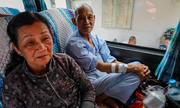 Hơn 300 bệnh nhân ung thư ở Sài Gòn được đưa về quê đón Tết