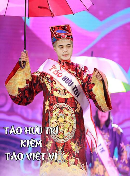 Ông già đầu bạc Văn Toàn được phong thành Táo Hưu Trí.
