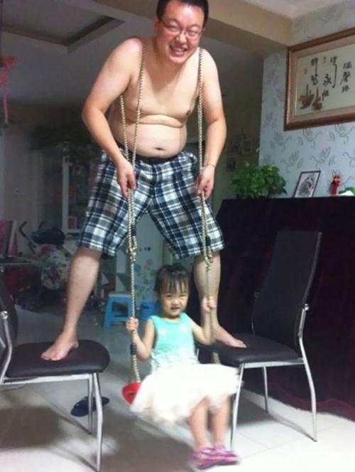Lý do con gái quý mến cha.