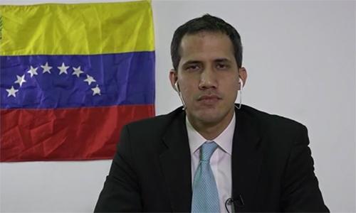 Tổng thổng tự phong Venezuela có thể chấp nhận Mỹ can thiệp quân sự