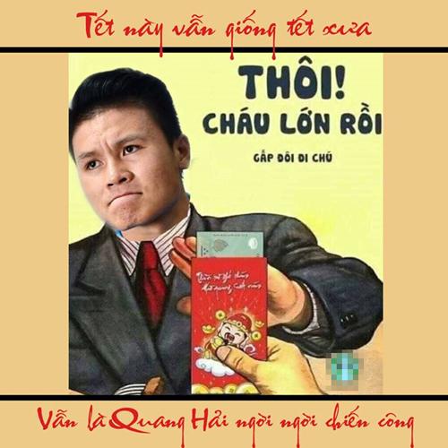Với NHM bóng đá thì Quang Hải vẫn là cái tên được nhắc đến nhiều nhất.