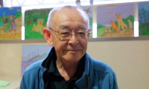 Trong 8 năm qua, ông Toshio Takata, 69 tuổi, ngồi tù hơn 4 năm. Ảnh: BBC.