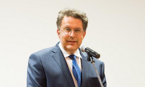 Cục trưởng Shchetinin trong một sự kiện hồi năm 2018. Ảnh: TASS.
