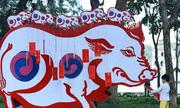 Hà Nội trang trí đường phố đón Tết