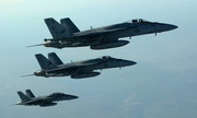 Syria cáo buộc liên quân Mỹ tấn công vị trí quân đội chính phủ